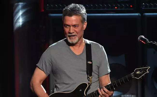 US Legend Rockstar Eddie Van Halen Died After Battle With Cancer - Sakshi