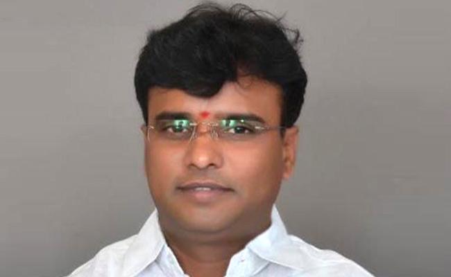 VRO Complaint Against Quthbullapur MLA KP Vivekananda - Sakshi