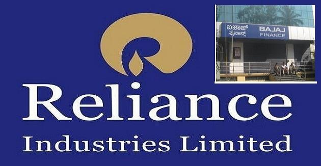 RIL up on Reliance retail stake sale- Bajaj finance weaken on Q2 update - Sakshi