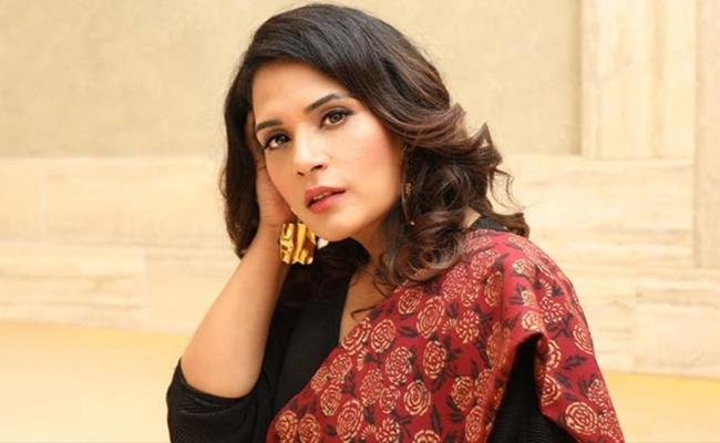 Richa Chadha Has Hiled 1.1 Crore Defamation Suit Against An Actor - Sakshi