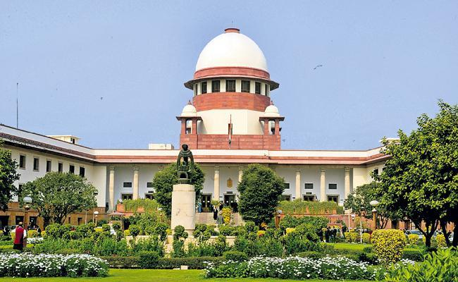 Supreme Court Public Places Cannot Be Occupied Indefinitely Protests - Sakshi