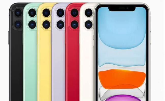 Amazon Great Indian Sale, Apple iPhone 11at less than Rs 50k - Sakshi
