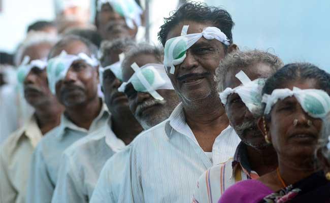 Warangal Ranks Second iI Blindness And Visual Impairment - Sakshi