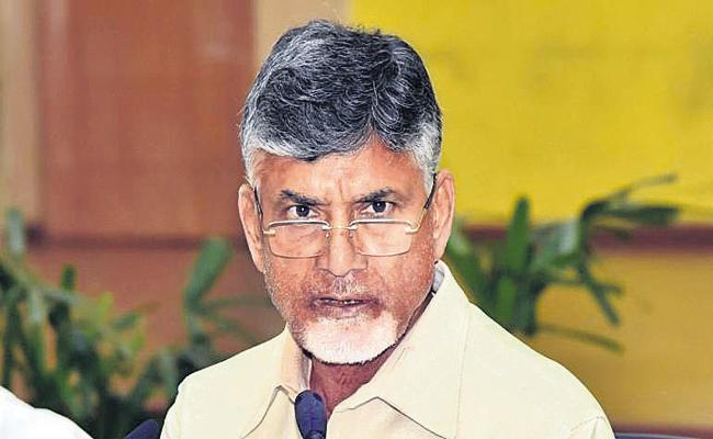 Chandrababu arrived in AP on 7th october evening from Hyderabad - Sakshi