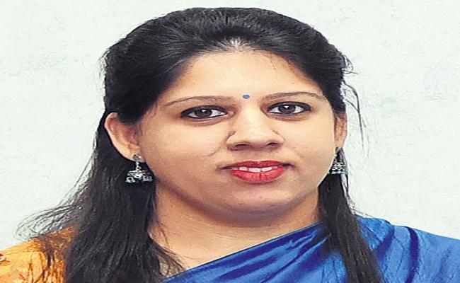 Kritika Shukla at an online training program on POCSO Act - Sakshi