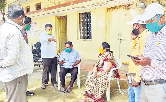 Non Agricultural Property Enrollment Process in Telangana - Sakshi