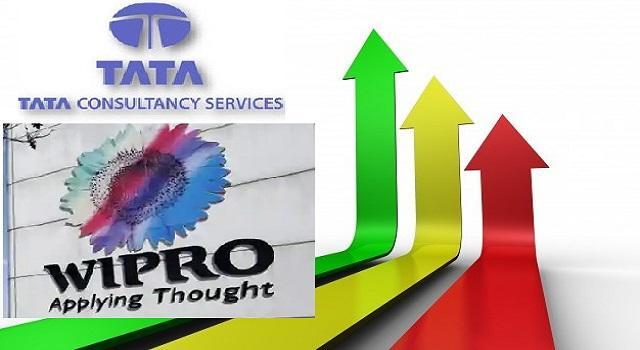 TCS- Wipro hits record highs on share buy backs - Sakshi
