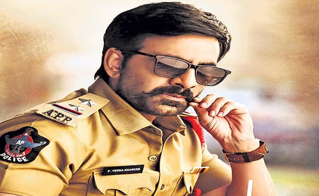 Ravi Teja resumes shooting for Krack - Sakshi