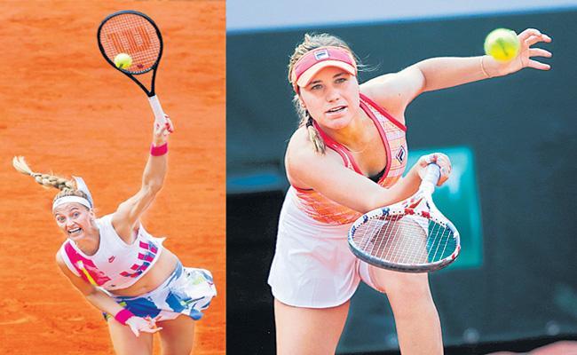 Petra Kvitova reaches semifinal at the French Open - Sakshi