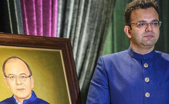 Rohan Jaitley files nomination for DDCA president - Sakshi