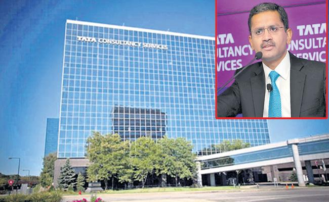 TCS To Buy Back Shares Worth Rs 16,000 Crores - Sakshi
