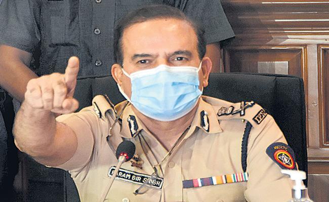Mumbai Police Busts Fake TRP Scam - Sakshi