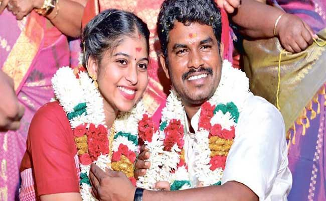 Madras High Court Cancels Petition Against AIADMK MLA Love Marriage - Sakshi