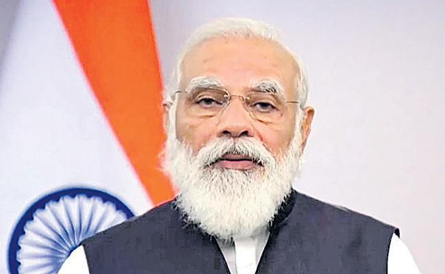 PM Narendra Modi to launch Covid-19 awareness campaign - Sakshi
