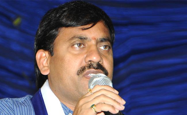 YSRCP Leader Malla Vijaya Prasad Comments On Chandrababu - Sakshi