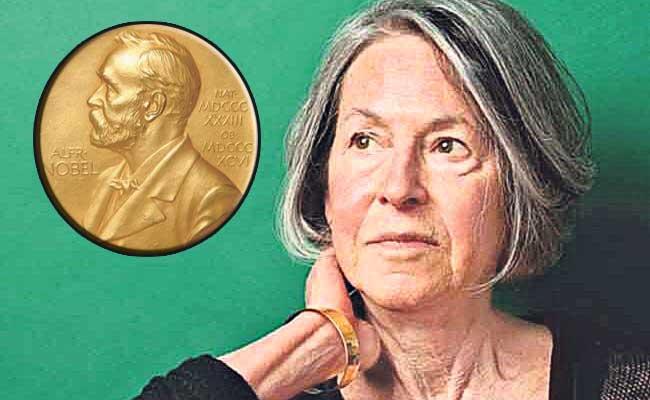 American Poet Lewis Glock Awarded Nobel Prize 2020 - Sakshi