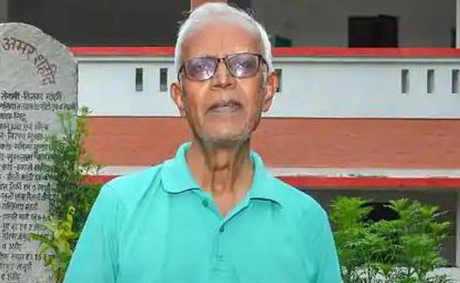 Bhima Koregaon Case: NIA Detains Stan Swamy Without Warrant - Sakshi