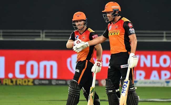 Sunrisers Hyderabad beat Kings XI Punjab by 69 runs - Sakshi