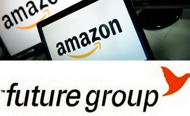 Amazon drags Future to Singapore arbitration - Sakshi