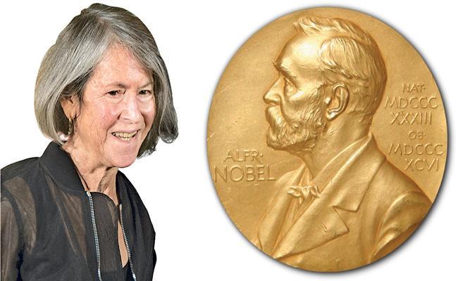 American poet Louise Gluck awarded Nobel Prize in Literature - Sakshi