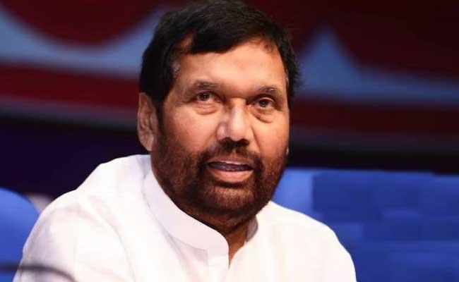 Union Minister Ram Vilas Paswan passes away - Sakshi