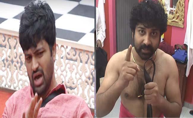 Bigg Boss Telugu: Aggressive Contestants From Sohela To Siva Balaji - Sakshi