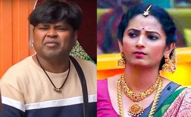 Bigg Boss 4 Telugu: Safe And Danger Zone Contestants For 5th Week - Sakshi