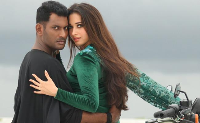 Madras HC Orders Vishal To compensate Action Movie Losses Incurred - Sakshi