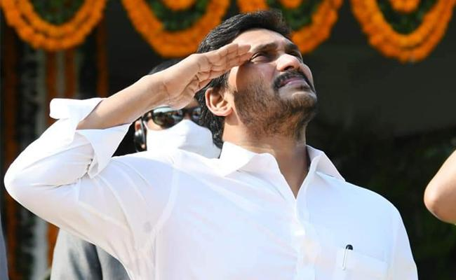 Governor And CM Jagan Extends AP Formation Day Greetings - Sakshi