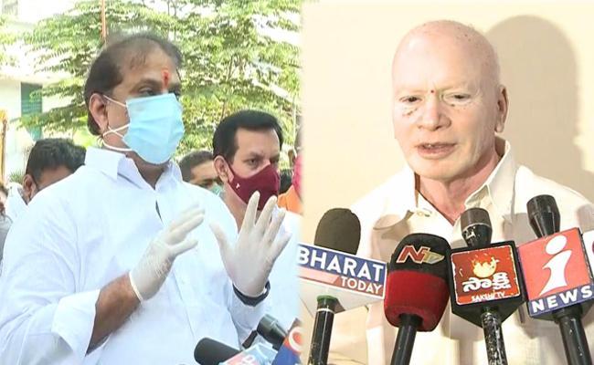 MP Subhas Chandra Bose Said Center Should Protect The Interests Of AP - Sakshi