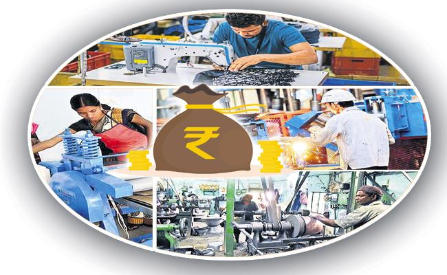 Loans are also widely available to MSMEs in the lockdown - Sakshi