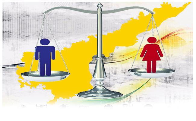 Public Affairs Index Revealed That AP Tops In Equal justice To People - Sakshi