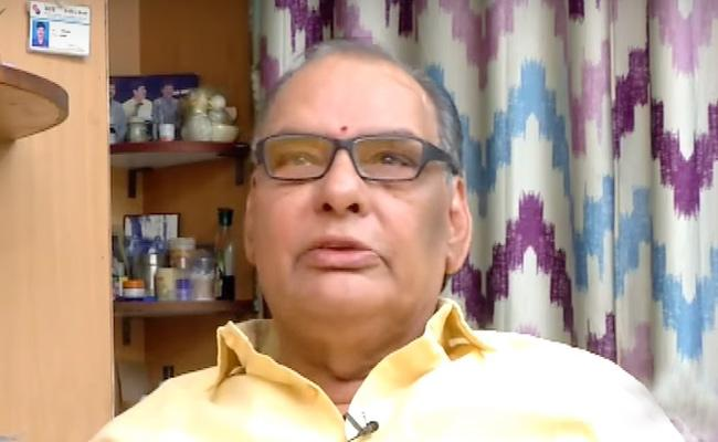 Varun Sandesh Grand Father Jeedigunta Ramachandra Murthy Died At 80 - Sakshi