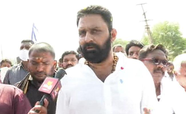 Kodali Nani Fires On Chandrababu Naidu - Sakshi