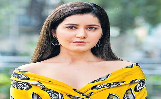 Raashi Khanna talking about Tughlaq Darbar movie - Sakshi