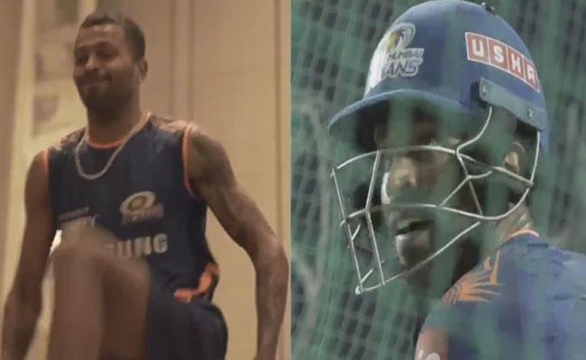IPL Final Match: Hardik Pandya Shares Motivational Video - Sakshi