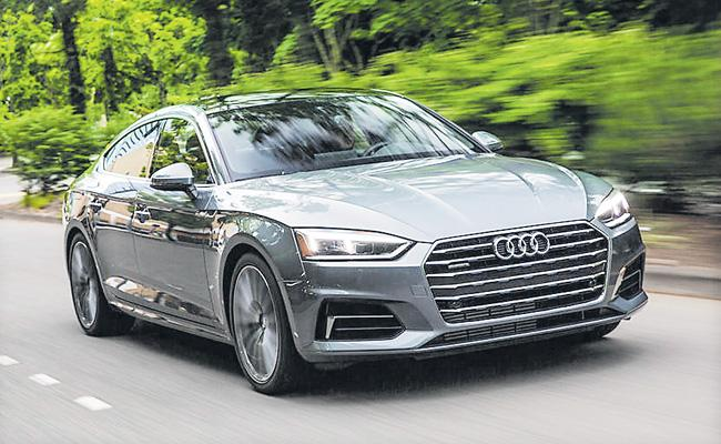Audi Increase Prices Across All Models By uUp To Two Percentage from January - Sakshi