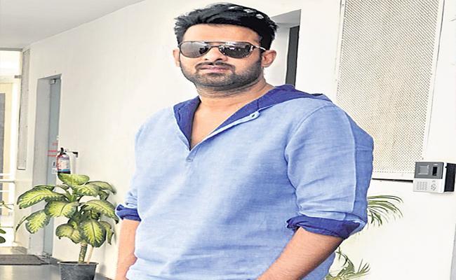 30 Crore Worth Set For Climax Scene For Prabhas Radhe Shyam Movie - Sakshi