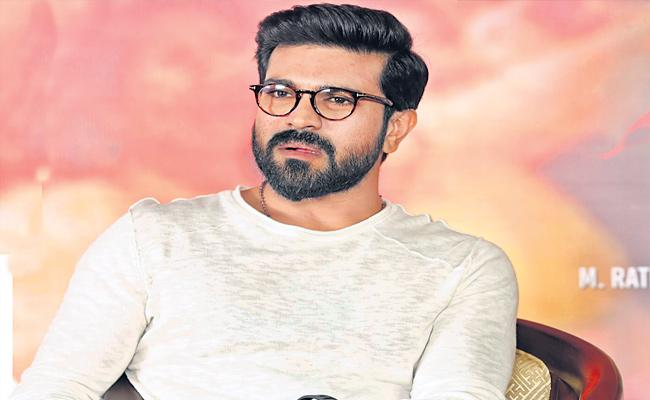 Ram Charan Makes New Record By Reaching Million Followers In Twitter - Sakshi