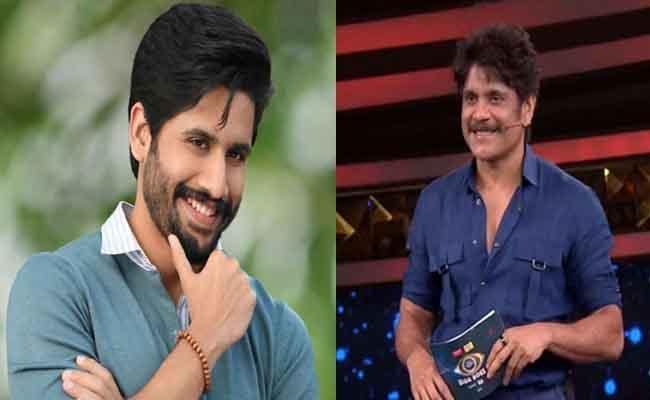 Bigg Boss Telugu 4: No Host Change For Diwali Episode - Sakshi