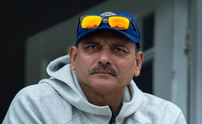IPL 2020: Ravi Shastri Congrats Tweet Missing Sourav Ganguly Name - Sakshi