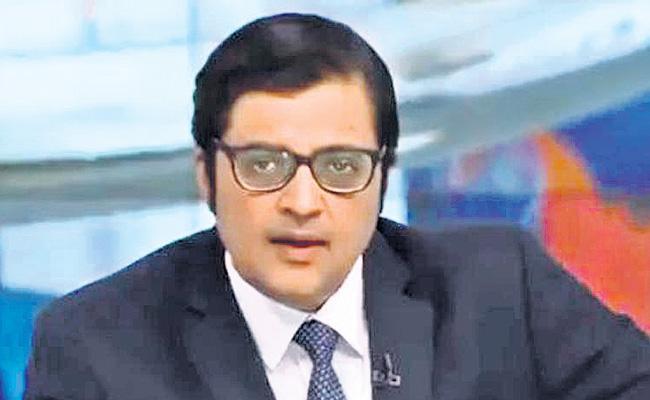 Supreme Court Orders Arnab Goswami Release on Interim Bail - Sakshi