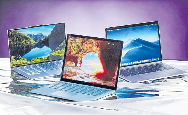 IT Mall offers up to 40 pc festive discounts on laptops - Sakshi