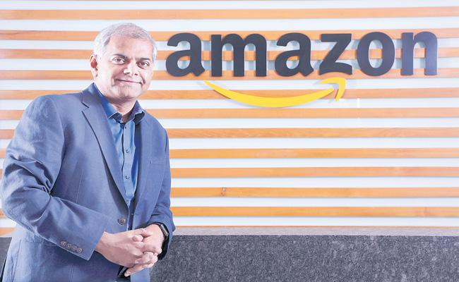 Amazon India Great Indian Festival 2020 with Manish Tiwary - Sakshi