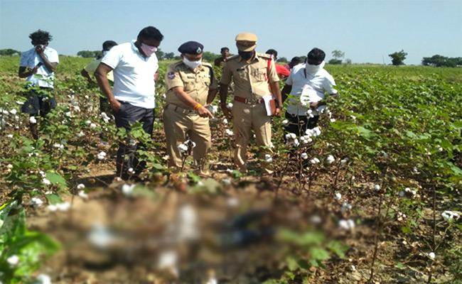 A young Women Was Brutally Murdered In Mahabubnagar - Sakshi