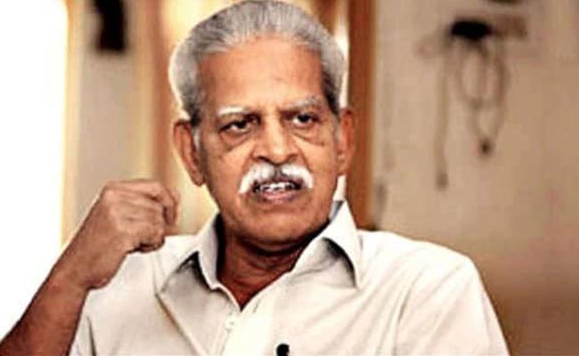 Varavara Raobail denied by bombay highcourt - Sakshi