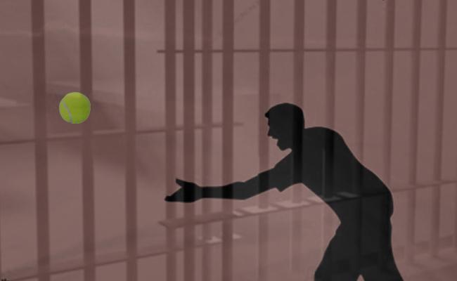 Men Attempt To Throw Drug Filled Tennis Ball Inside Maharashtra Jail, Arrested - Sakshi