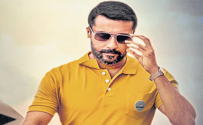 Aakaasam Nee Haddhu Ra Movie Review - Sakshi