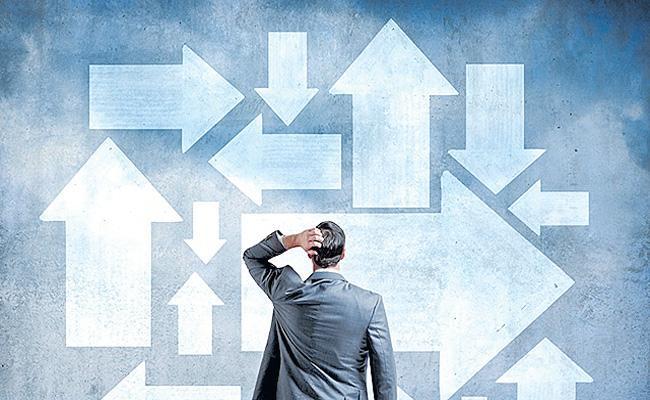 Stock Market Drops as Stimulus Hopes Fade Again - Sakshi