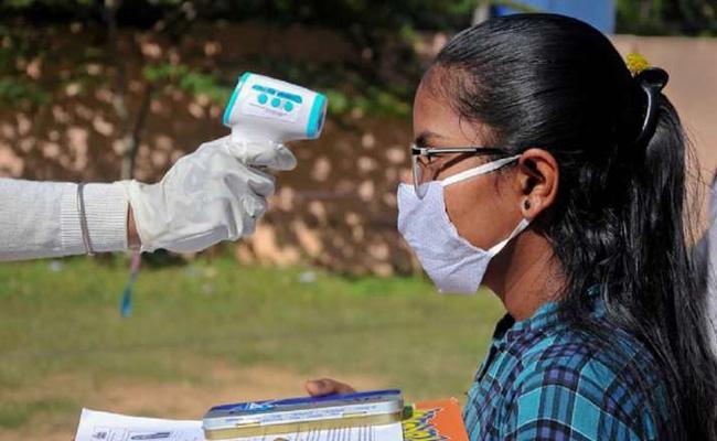 New sero survey shows 1 in 4 exposed to Covid-19 in Delhi - Sakshi